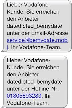 Vodafone gewinnspiel facebook