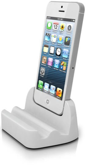 Das iPhone 5 Dock