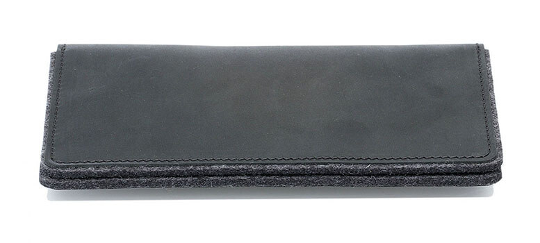 g.5 Wallet - Farbe Stone