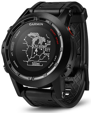 garmin fenix 2 im test gps uhr mit routen navigation. Black Bedroom Furniture Sets. Home Design Ideas
