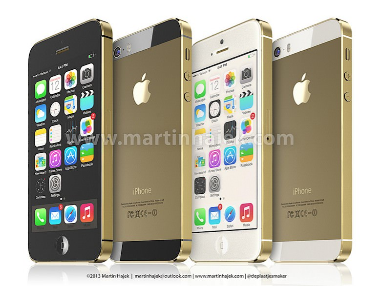 Apple iPhone Gold Edition