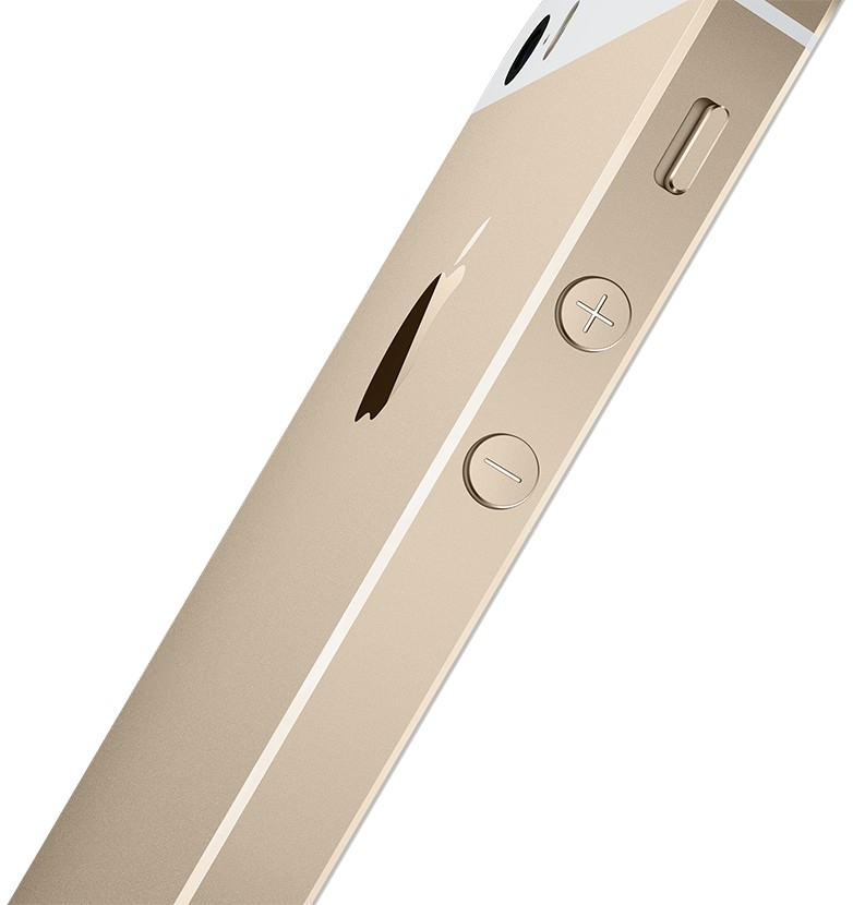 Apple iPhone 5s Gold Edition