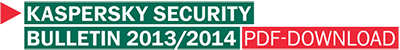 Kaspersky Security Bulletin