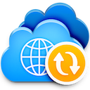 Synology Cloud Sync Logo