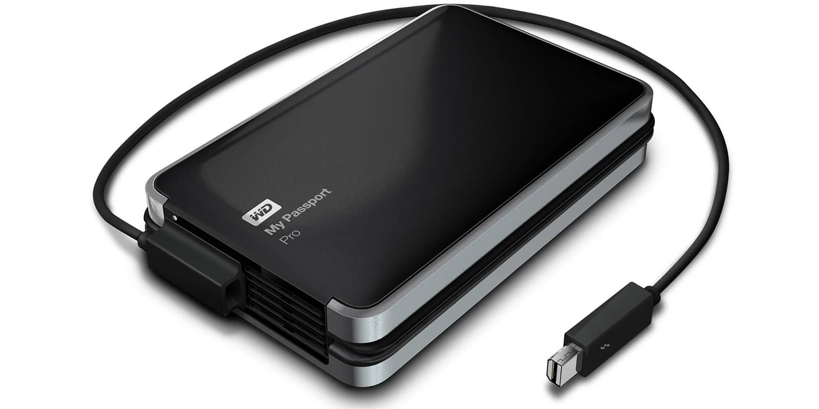 Western Digital My Passport Pro Thunderbolt Kabel