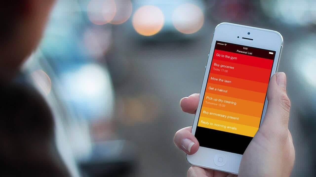 Clear für iOS und OS X