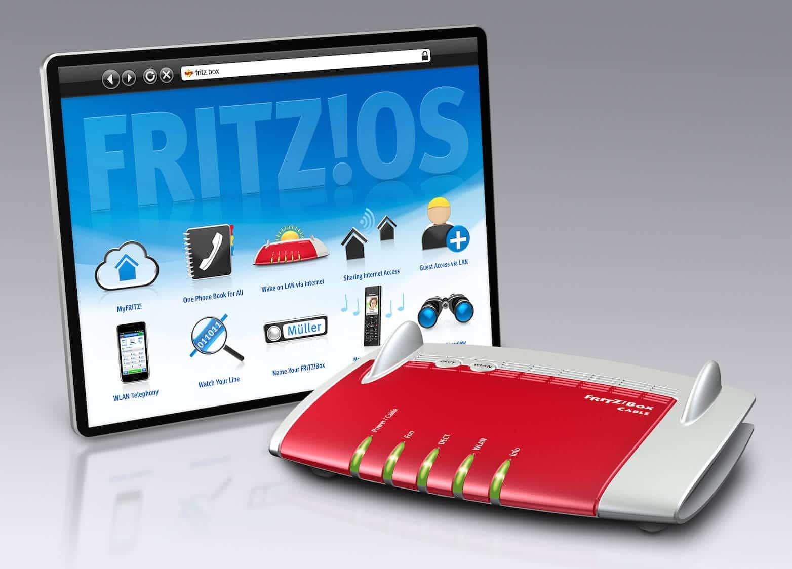 Sicherheits-Update für die FRITZ!Box