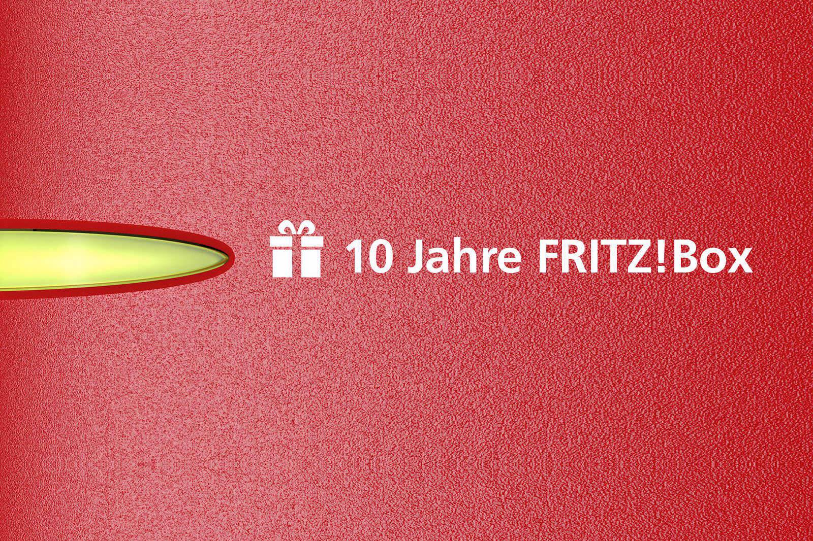 10 Jahre FRITZ!Box