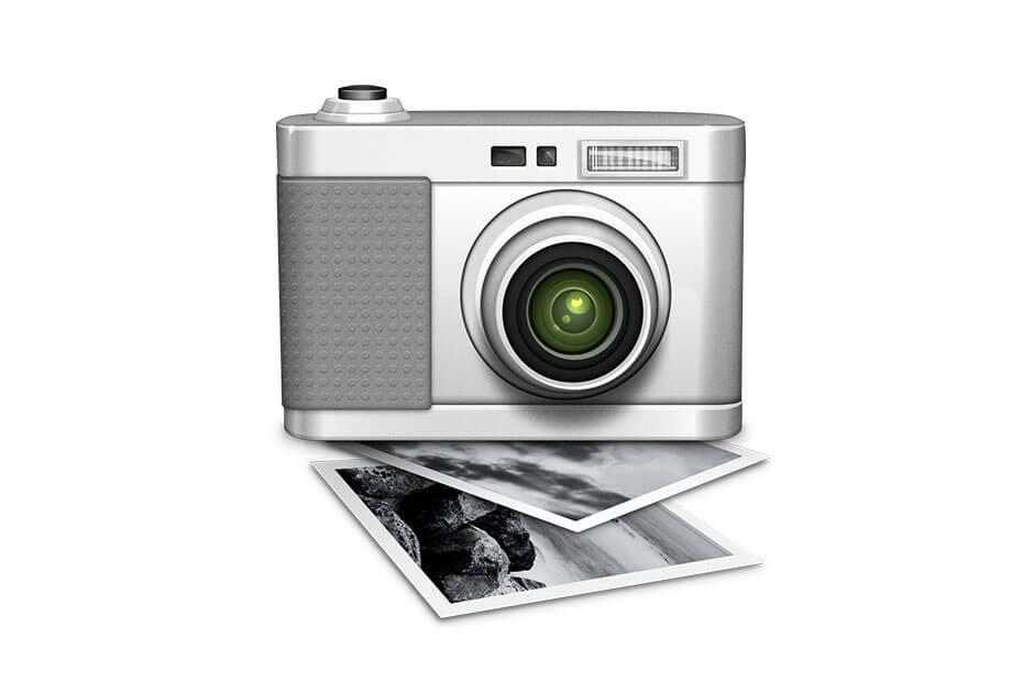 Digitale Bilder App
