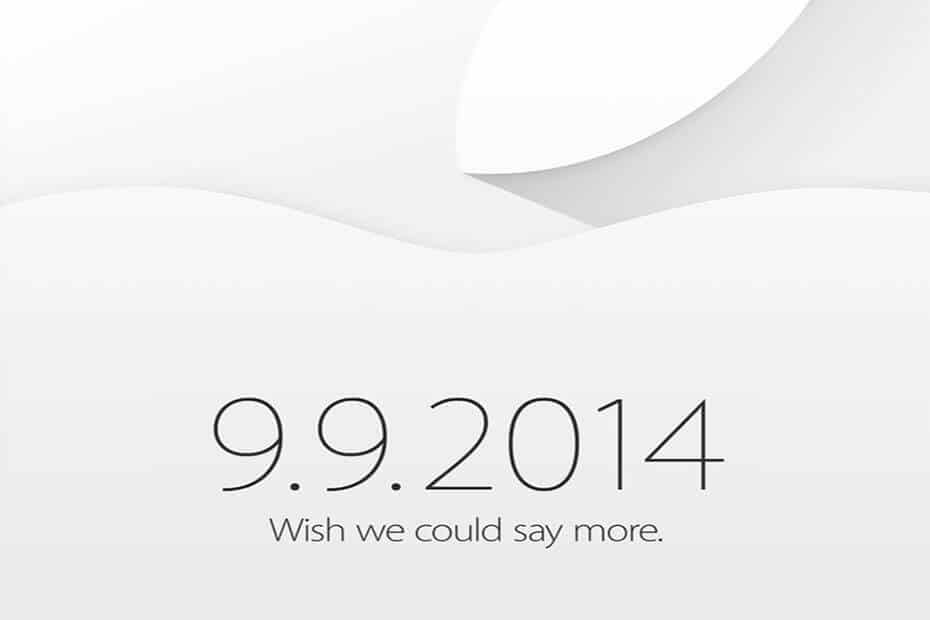 iPhone 6 Special Event