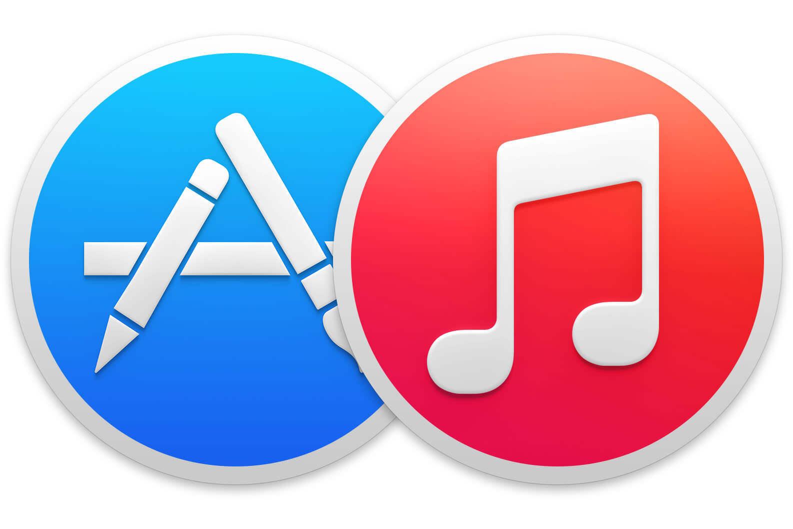 iTunes- und AppStore