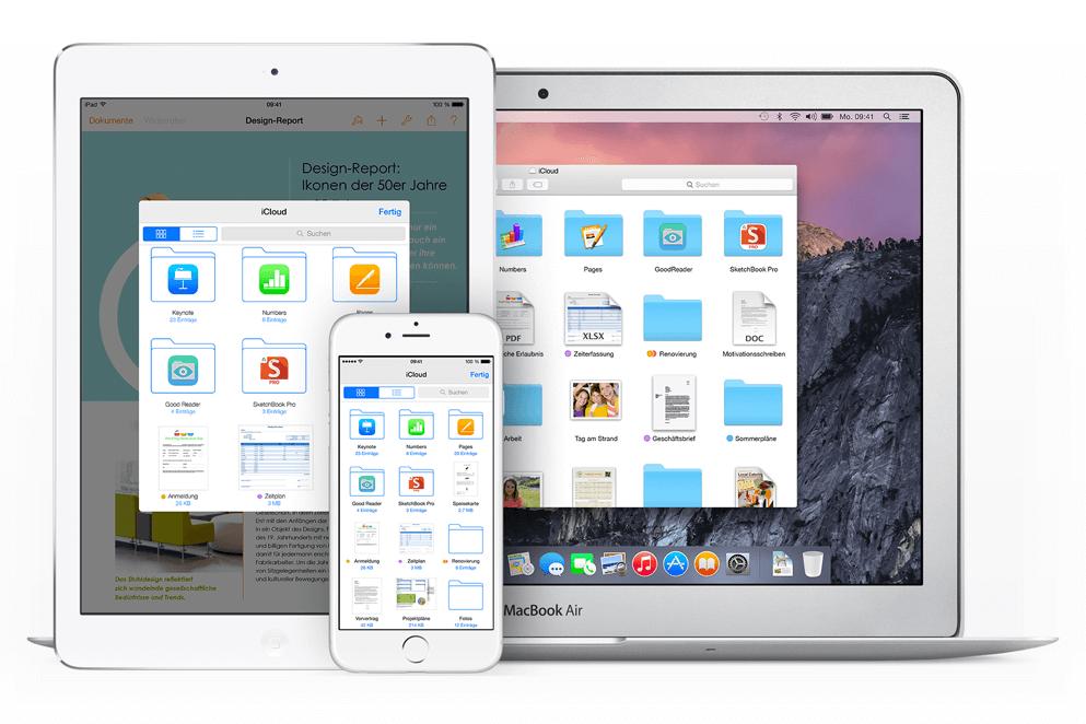 Update auf iOS 8.1