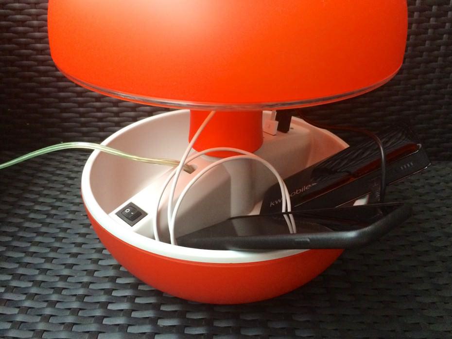 joyo tischlampe mit usb ports tekshreks blog. Black Bedroom Furniture Sets. Home Design Ideas