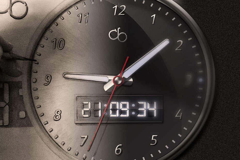 cb Time - ein hochsicherer Tresor