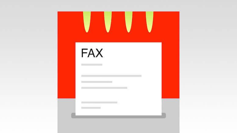 Faxer für iOS