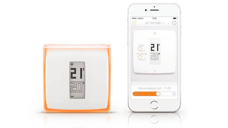 netatmo: Der Thermostat für das Smartphone