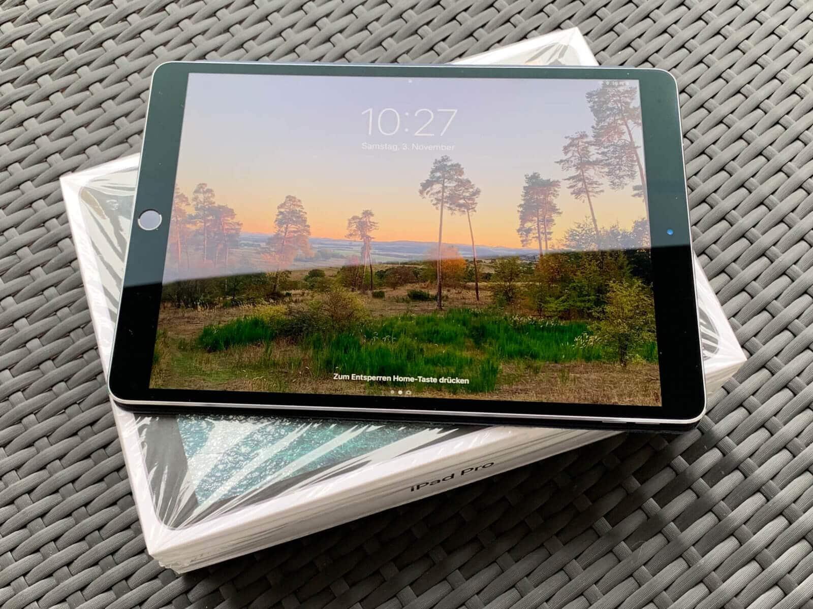 iPad Pro 10,5″ Space Grey 256 GB WiFi + Cellular