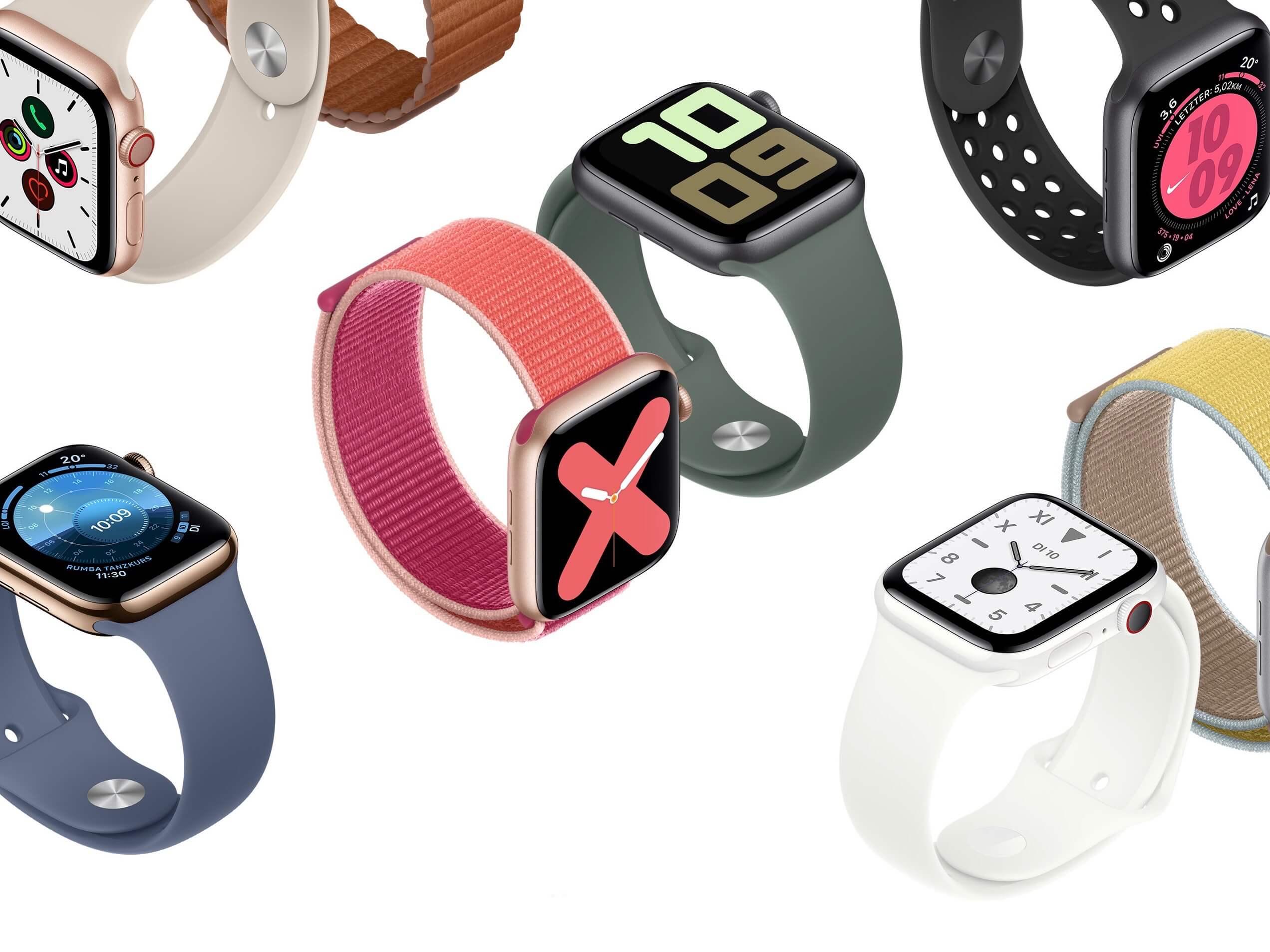 Apple Watch Titan vs. Apple Watch Aluminium