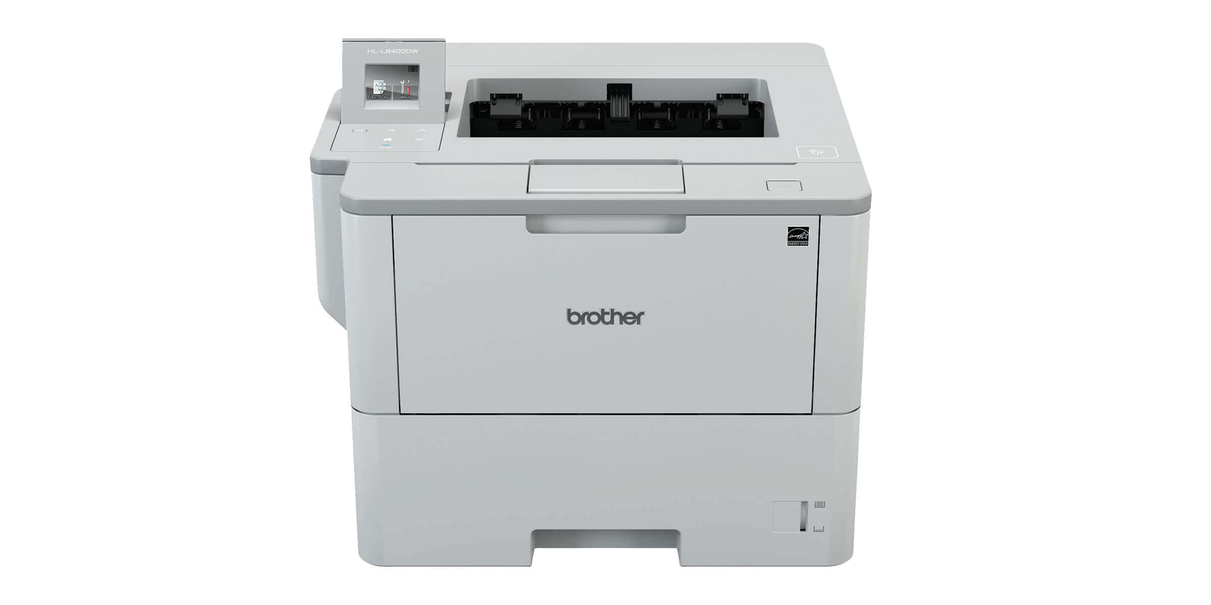 Brother HL-L6400DW Laserdrucker Front-Ansicht
