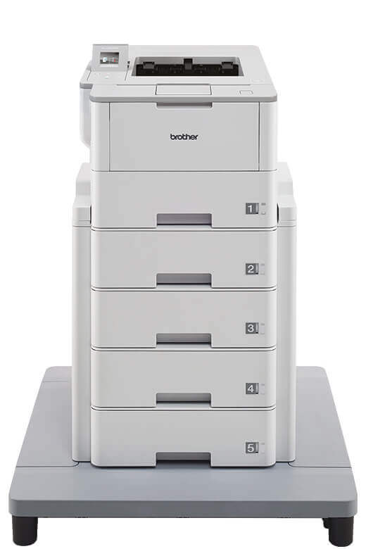 Brother HL-L6400DW Laserdrucker Tower Tray